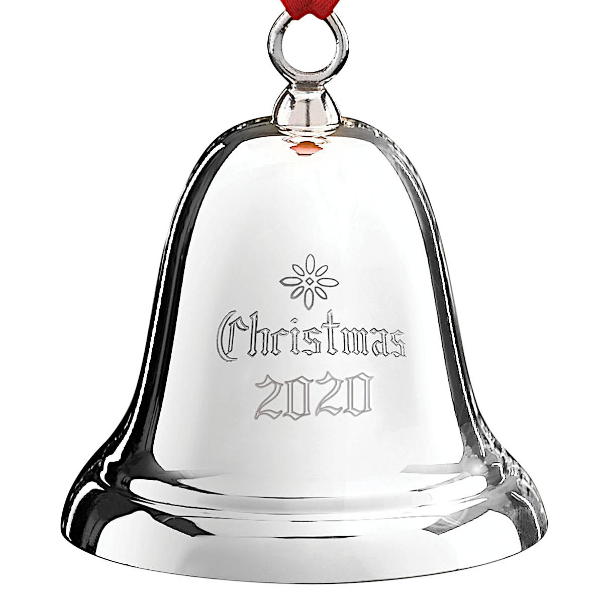 Reed /& Barton x800 Ring in the Season Legacy Bell Sterling Ornament