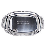 Personalized Tray, Normal engraving