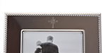 Personalized Picture Frame, Cross engraving