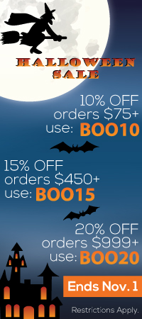 Halloween Sale! Discounted Silverware, Personalized Gifts, Free shipping