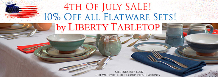 Liberty Tabletop 10% Sale!