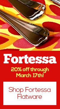 Fortessa on Sale!