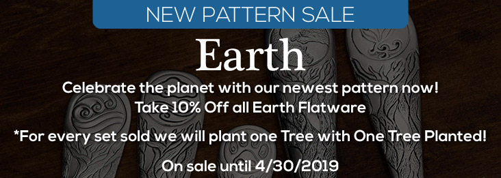 Pre-order Liberty Tabletop's Earth pattern now!
