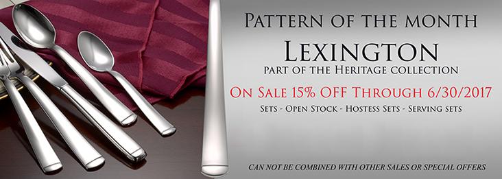 Liberty Tabletop Lexington, on sale now!