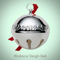 2012 Wallace Sleigh Bell