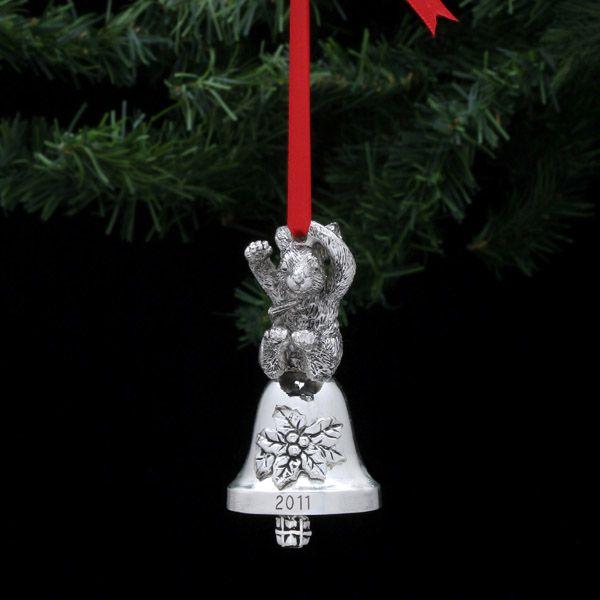 Arthur Court Bunny Christmas Ornament | 2011