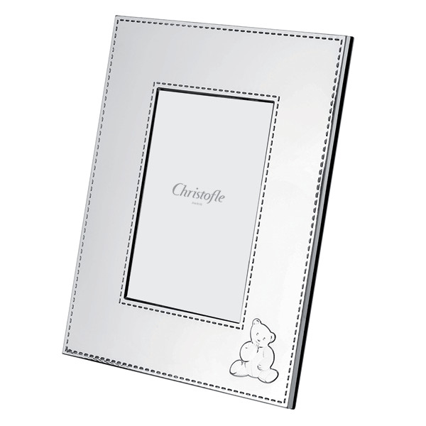 Christofle Charlie Bear Silverplate Picture Frames For Less At