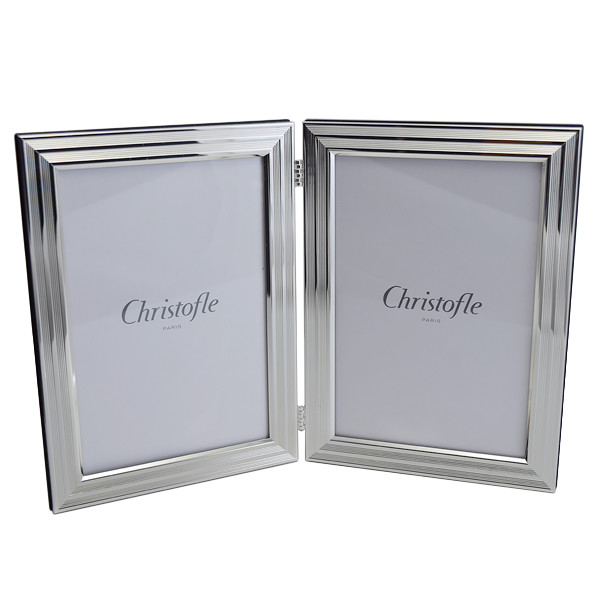 Christofle Filets Silverplate Picture Frames For Less At Silver