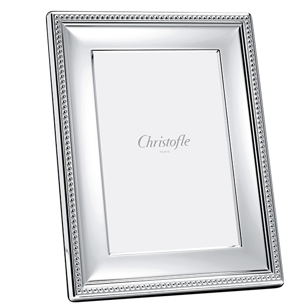 Christofle Perles - Silverplate Picture Frames for Less at Silver ...
