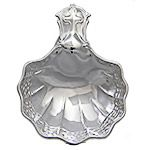 Cunill Sterling Silver Cadaques Baptismal Shell