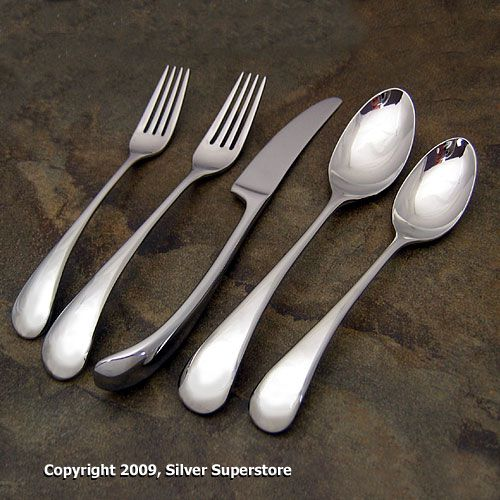 Dansk Torun Stainless Steel Flatware For Less