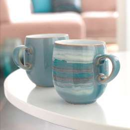 Azure Denby China & Denby Dinnerware For Less | SilverSuperstore.com