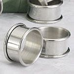 Pewter Napkin Ring