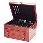 Bristol Grande Flatware Silverware Chest