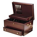 Charleston Flatware Silverware Chest
