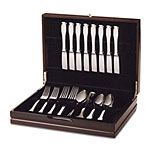 Continental Flatware Silverware Chest