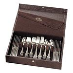 Modern Hostess Leatherette Flatware Storage