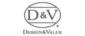 design and value logo