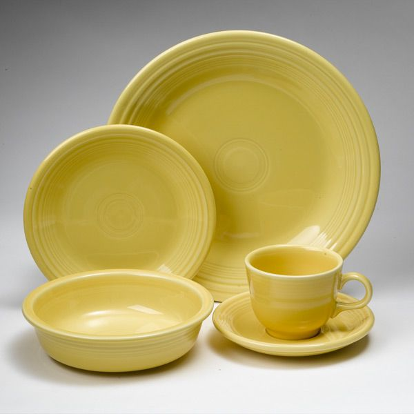 Fiesta Sunflower Dinnerware by Homer Laughlin | Silver Superstore