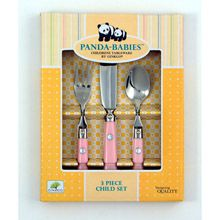 Le Prix Pink 3pc Child Set by Ginkgo