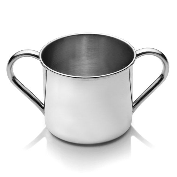 Gorham Double Handle Sterling Silver Baby Cup Silver