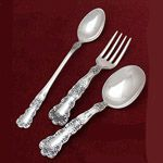 Gorham Buttercup Sterling Silver Baby and Child Silverware