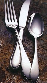 Meredith By Gorham Stainless Steel Flatware Silverware