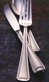 Monet Frosted Stainless Steel Flatware By Gorham Final