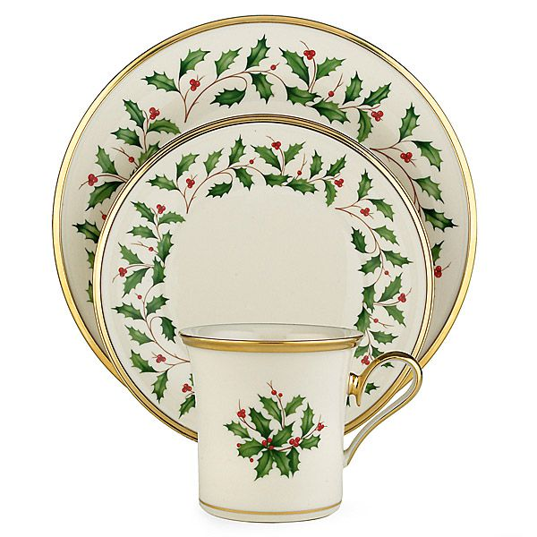 Holiday Lenox China  sc 1 st  Silver Superstore & Holiday formal fine china dinnerware by Lenox China