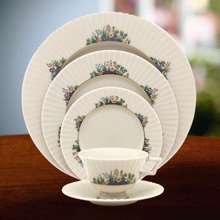 Rutledge Lenox China & Rutledge formal fine china dishes dinnerware by Lenox China