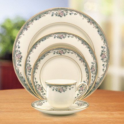 Spring Vista Formal Fine China Dishes Dinnerware By Lenox China