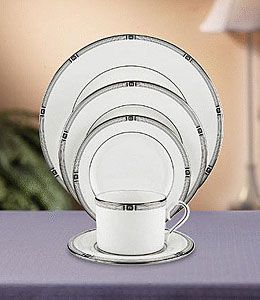 Westerly Platinum Lenox China