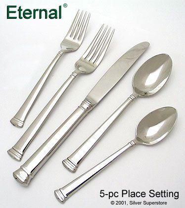 Five Piece Eternal Set By Lenox