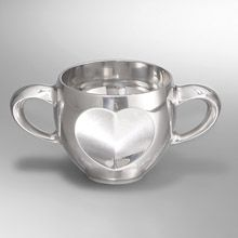 Nambe Baby Love Cup at Silver Superstore
