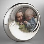 Nambe Sleeping Moon Picture Frame