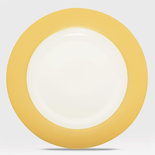 Noritake Colorwave Mustard Dinnerware Dinner Plate Rim  sc 1 st  Silver Superstore & Noritake Colorwave Mustard Stoneware Every Item   Silver Superstore