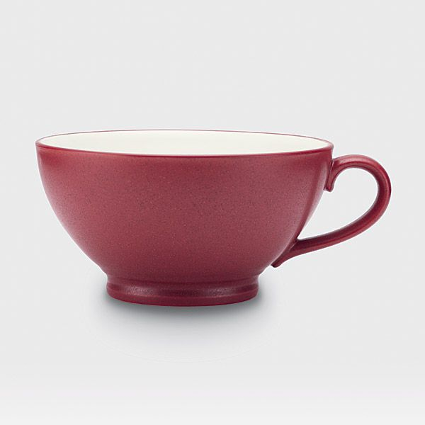 Noritake Colorwave Raspberry Dinnerware Handled Bowl
