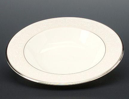 Noritake Silver Palace Soup Bowl