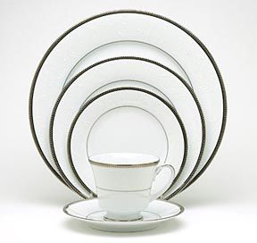Regina Platinum Noritake China