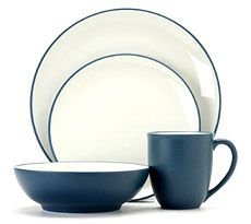 Colorwave Blue Noritake China