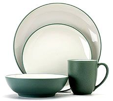 Colorwave Green Noritake China