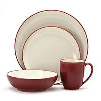 Colorwave Raspberry Noritake China