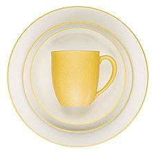 Colorwave Mustard Noritake China