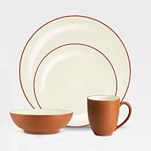 Colorwave Terra Cotta Noritake China