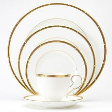 Rochelle Gold Noritake China