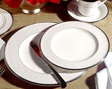 Silver Palace Noritake China