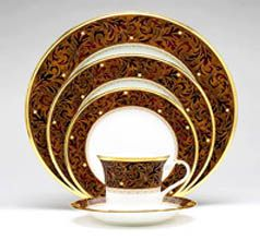 Xavier Gold Noritake China