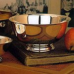 Sterling and Silverplate Paul Revere Bowls