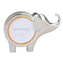 Reed and Barton Jungle Parade Elephant Picture Frame