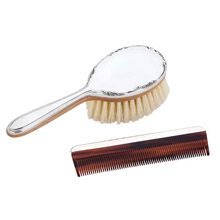 Reed and Barton Georgia Girl's Comb and Brush Set